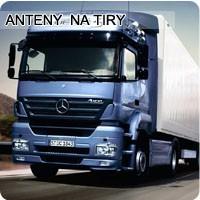 Anteny na ciężarówki