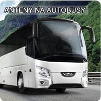 Anteny na autobusy